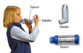 inhaler spacer